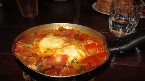 shakshuka at hamarakia