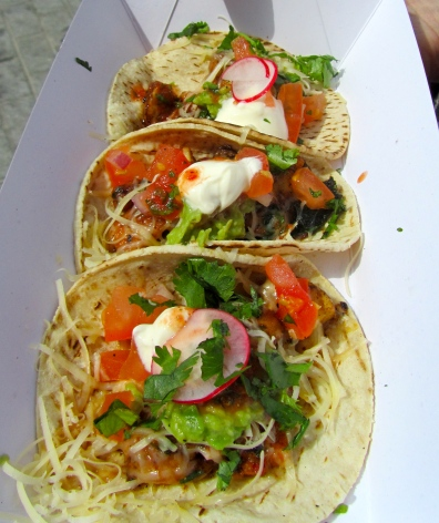 street taco brunch - the rave from breddo's taco shack